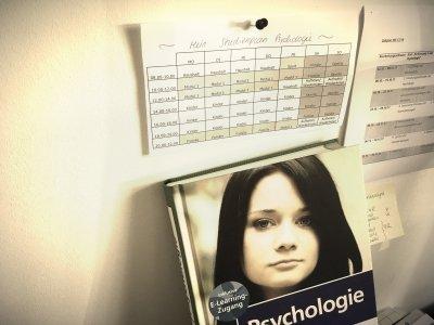 Zeitplan, Zeitmanagement, Studium