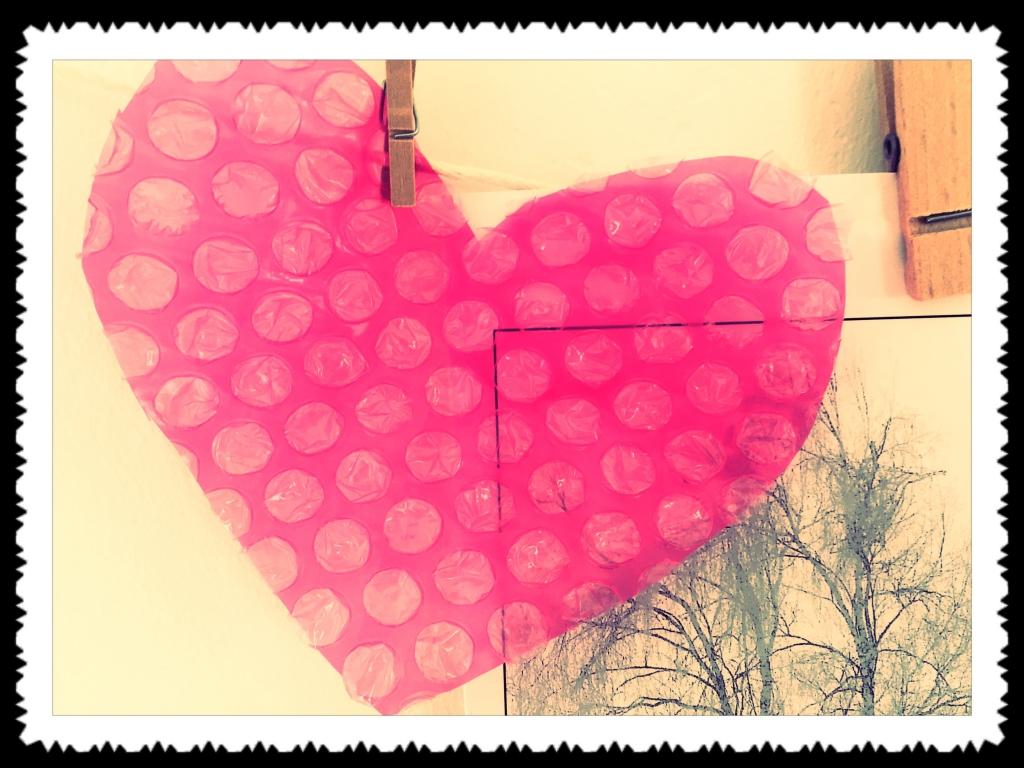 Herz als Symbol für like