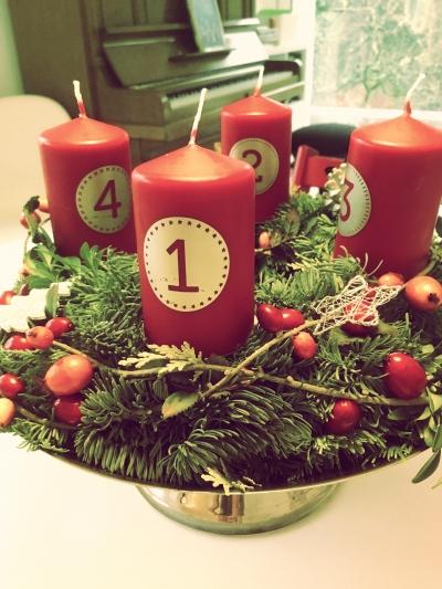 Romantische Weihnachtszeit – Zeit zu zweit